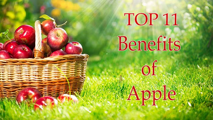 Benefits Of Apple For Health