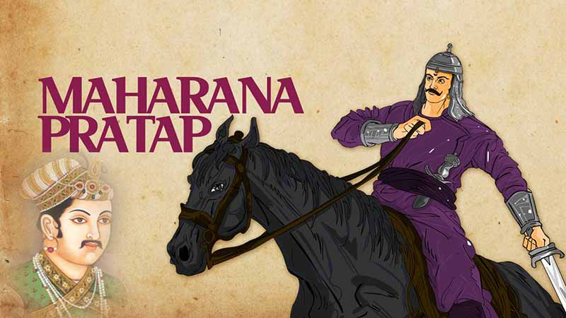 maharan-pratap-and-akbar