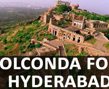 Golconda-Fort-History
