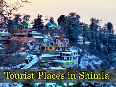 Tourist Places in Shimla