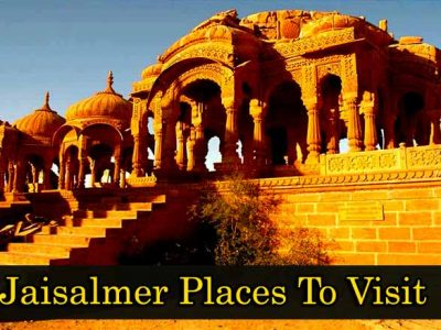 Jaisalmer Top Places To Visit