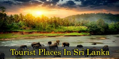 Tourist Places In Sri Lanka