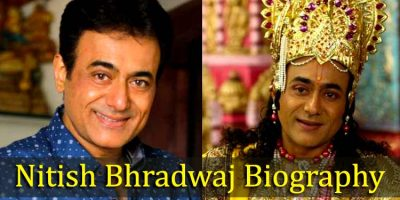nitish bhardwaj biography